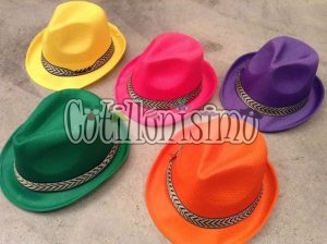 Sombreros tanguero cotillon