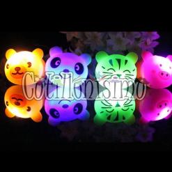 cotillon animales fluor