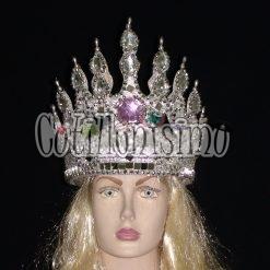 corona reina isabel cotillon