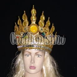 corona cotillon