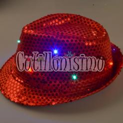 sombreros fluor cotillon